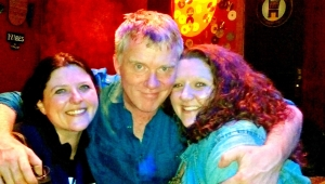 Celebs in Pres Pub- Anthony Michael Hall June 2 2013