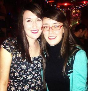 Rachel Williams and Destiny Smith