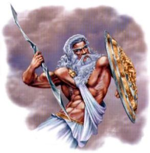 Oops... We meant the other Zeus...